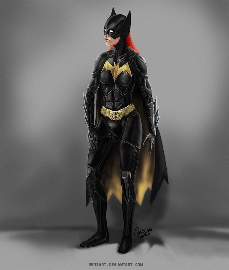 Batgirl deviantart