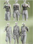 The Fighter for Genesis 3 Female