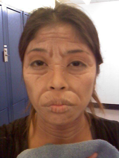Stage Makeup Old Age By Annam3lissa On