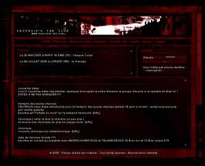 KVK Fan Club Website