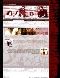 The Outburst Website v2 by rekiem