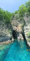 Caribbean Batcave