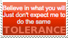Tolerance Stamp. by embercoral