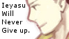 Ieyasu Will Never Give Up Stamp by Oushuu