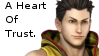 Sengoku BASARA Ieyasu Have A Heart Of Trust Stamp by Oushuu