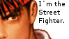Street Fighter Stamp by Oushuu