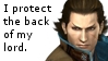 Katakura Kojuro protect the back of Date Masamune by Oushuu