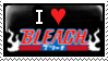 I love Bleach stamp by Oushuu