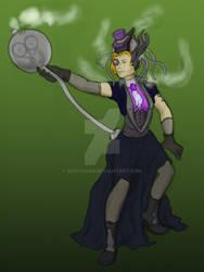 Steampunk Aphrodite