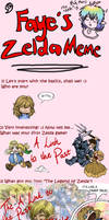Zelda Art Meme - Spelarminlind