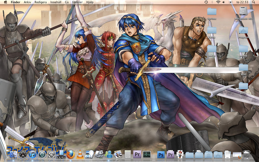Shadow Dragon Desktop