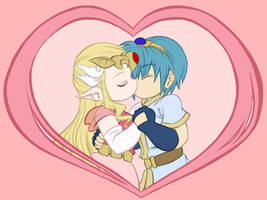 Chibi Valentine