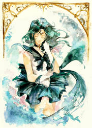 Sailor Neptune by Spelarminlind
