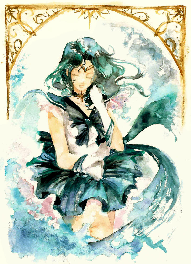 Sailor Neptune by Spelarminlind
