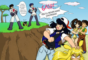 It Is Team Ranma