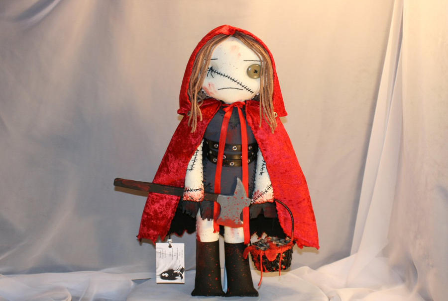 Little Red Riding Hood 1054 by Zosomoto