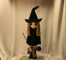 Witch 1069 by Zosomoto