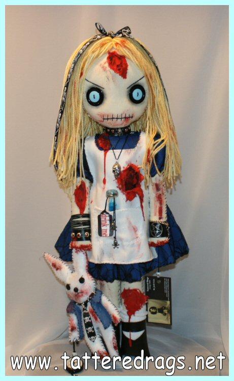 Zombie Alice by Zosomoto