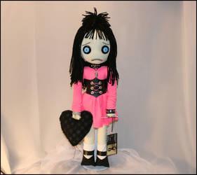 Valentine doll by Zosomoto