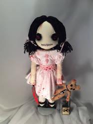 Mean dolls are best by Zosomoto