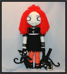 In the likeness of Ruby Gloom