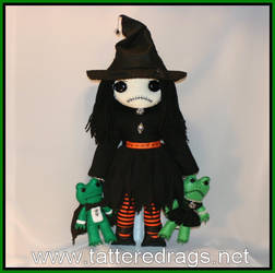 Witch doll
