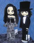 Creepy Dead Couple