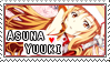 Asuna Yuuki Stamp