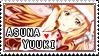 Asuna Yuuki Stamp by sweetnandy