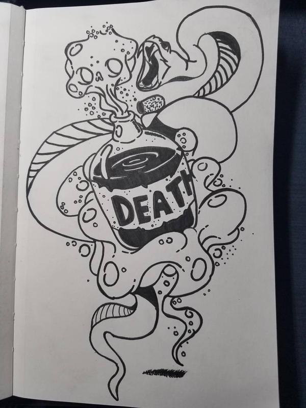 Death. by squishyoh