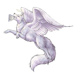 Mercee (commission) by blazheirio889