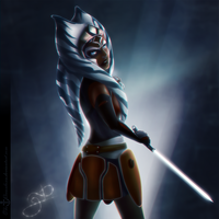Grey Jedi by The-Nightsister