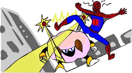 Spider-Man vs. Sheep Man