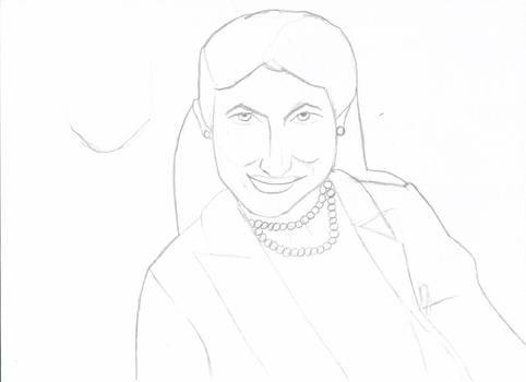 Cuddy sketch