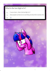 Day 17 - What's Pi's Last Digit? by MustachedBain