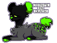 Join Me In Death by Kinq-posh