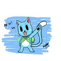 Happy Fairy Tail Fanart