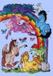 Too Many Unicorns by TheMushman