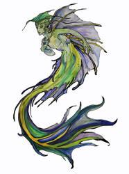 Kelp Dweller by TheMushman