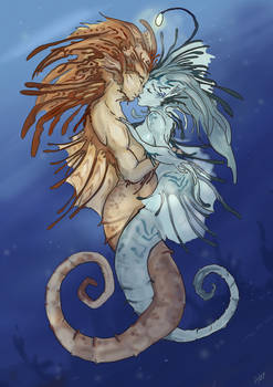 Dance of the Sea Dragons