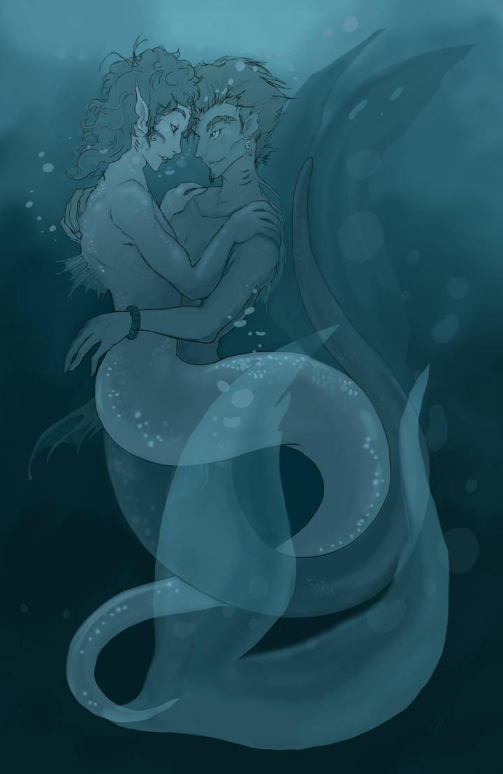 Mermen of the Deep