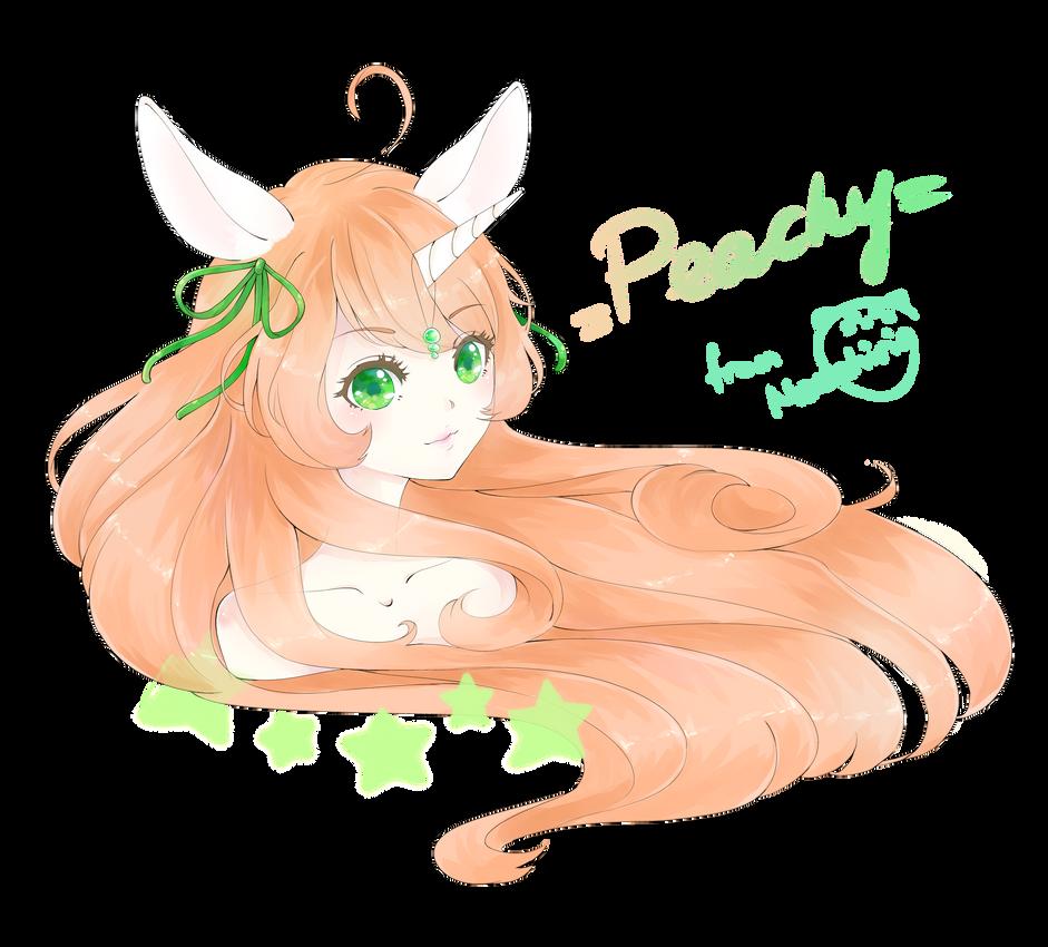 .:G:. PeachyPeachyPiii by Moochirin