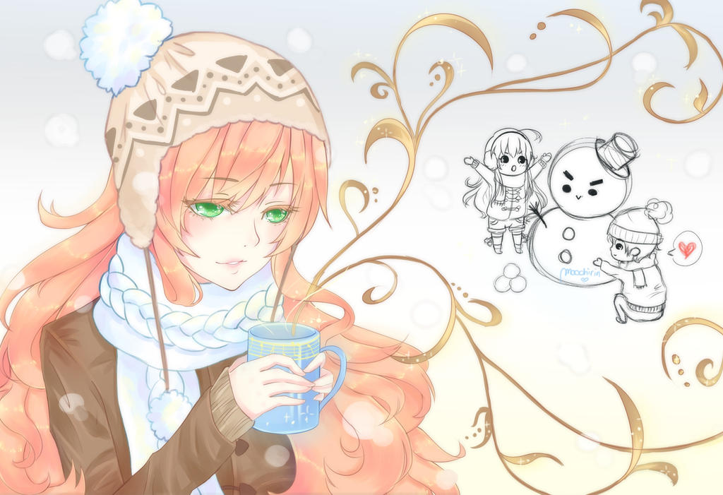 Winter Flavour by Moochirin