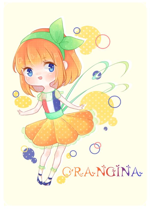 Orangina by Moochirin