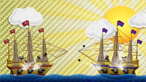 LittleBigBattle on the High Seas