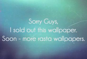 Rasta Wallpaper - Marihuana by hakeryk2