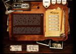 Pub Black Jack Layout