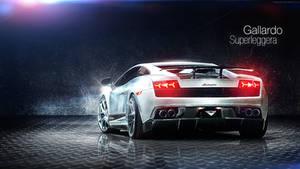 Lamborghini Gallardo Superleggera Wallpaper by hakeryk2