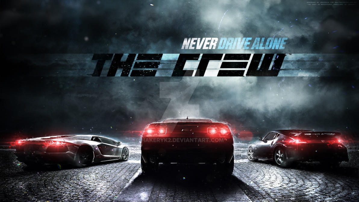 The Crew Cars Wallpaper by hakeryk2