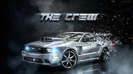 The Crew Game Wallpaper - Ford